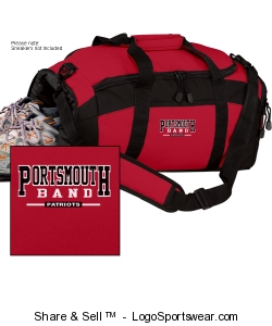 Band Duffel Bag Design Zoom